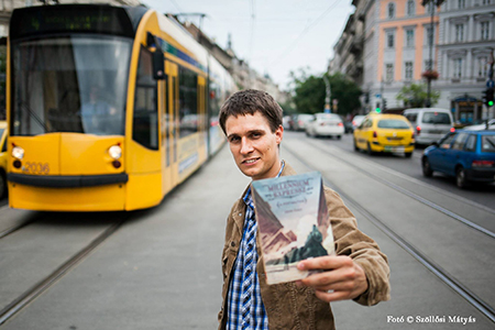 Dávid Ádám, fotó © Szöllősi Mátyás